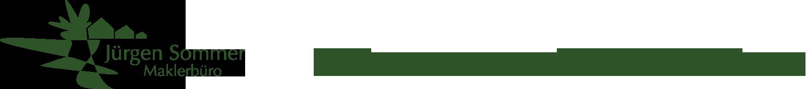 Maklerbüro Jürgen Sommer Logo